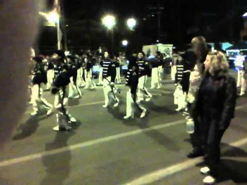 Tucson Parade of Lights Joyce Clark Middle School Marching Band
