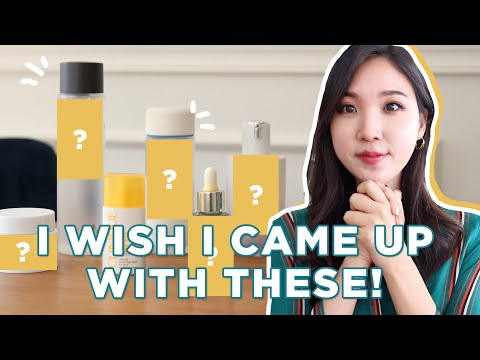 💭Skincare Products I Wish I Invented As A Product Developer • Good Formulas