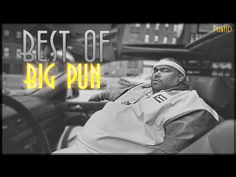 "Big Pun • The ""Super Lyrical"" • Best Songs • 720 HD 