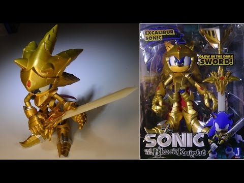 Opening Excalibur Sonic The Hedgehog From Sonic And The Black Knight Youtube