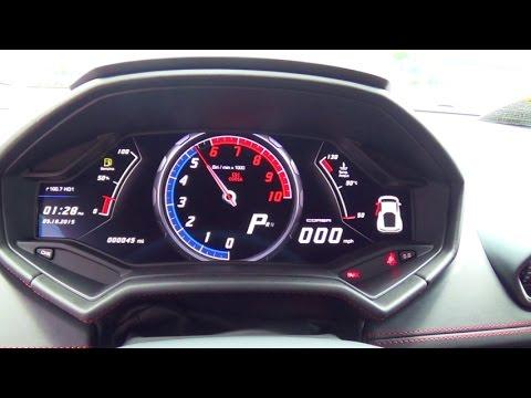 2015 Lamborghini Huracan Lp610 4 Exterior Interior Dashboard
