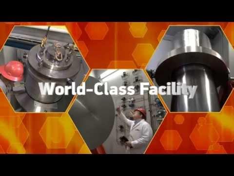 Halliburton's Advanced Perforating Flow Laboratory
