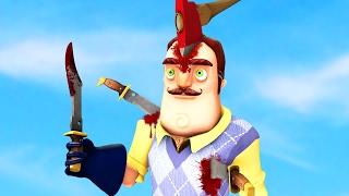 KILLING THE NEIGHBOR IN HELLO NEIGHBOR! THE SECRET ENDING! (Hello Neighbor Gameplay) | JoblessGarrett