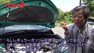 【ベストカー】水野和敏が斬る!! #24 コンパクトSUVは日本車が世界をリードする!?