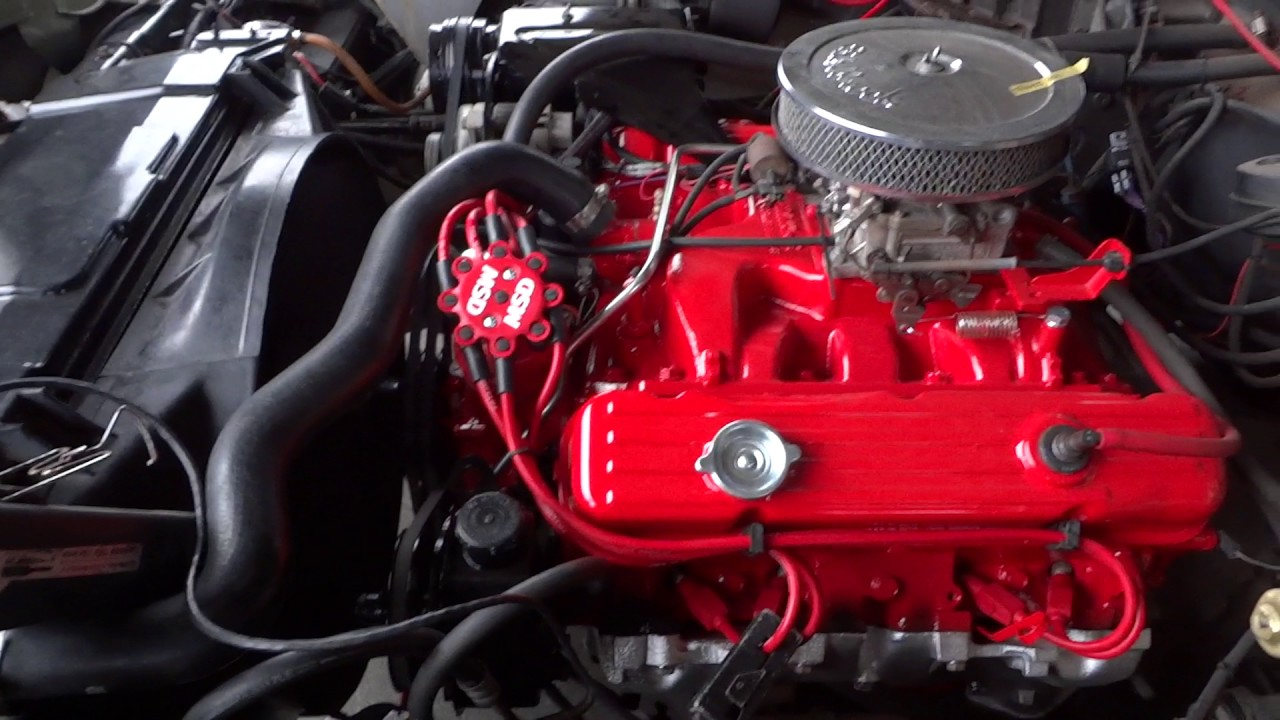 medium resolution of install a distributor msd set ignition timing buick 455 1971 1972 riviera