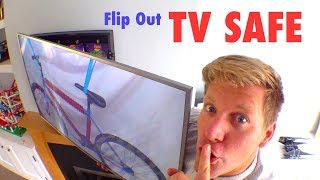 Ultimate Hiding Hacks #3 Auto Fold Out TV Safe