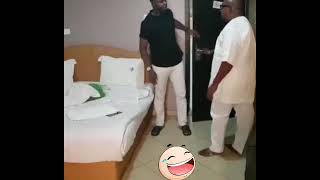 Very funny naijacomedy. SOMO AGE MI NI  (DO YOU KNOW MY AGE?)   by Femi Adebayo and  Oga Bello