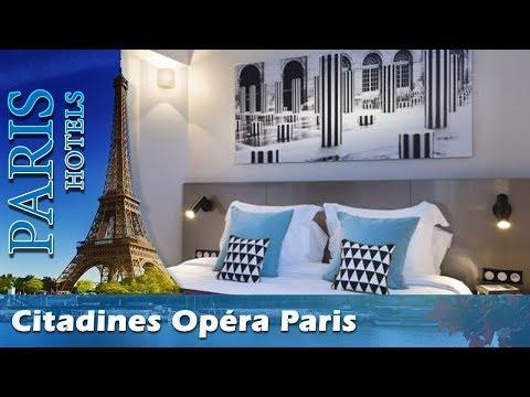 Citadines Opéra Paris - Paris Hotels, France