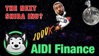 Weekly Token Pick  AIDI INU Finance ($AIDI)  The Next Shiba Inu?