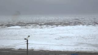 видео горение черного моря