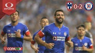 Cruz Azul conquista la Copa MX | Rayados 0 - 2 Cruz Azul | Copa MX - Final | Televisa Deportes