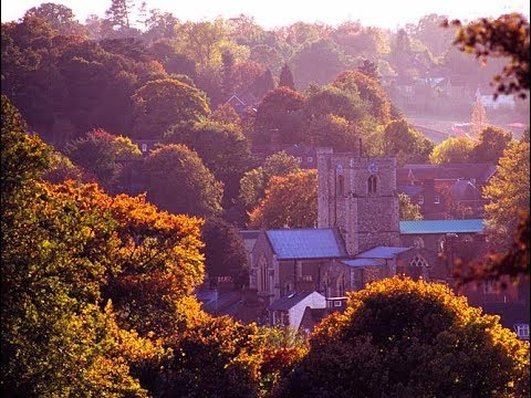 Places to see in ( Berkhamsted - UK )