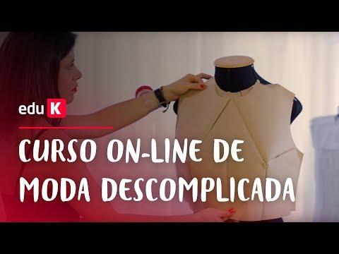 Curso online de moda descomplicada | eduK.com.br