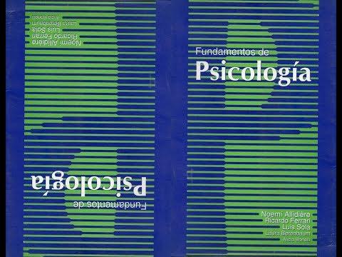 Fundamentos de Psicología - 01 Presentación del Libro from YouTube · Duration:  4 minutes 49 seconds