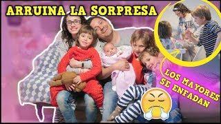 Mi BEBÉ ARRUINA la SORPRESA para el Dia del padre | Familia Tutti Vlog
