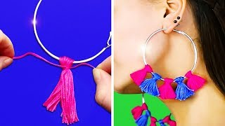 10 CHEAP AND EASY DIY JEWELRY IDEAS