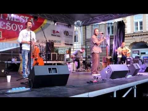 Dni mesta Prešov 2014: N3O Akustika - Haló