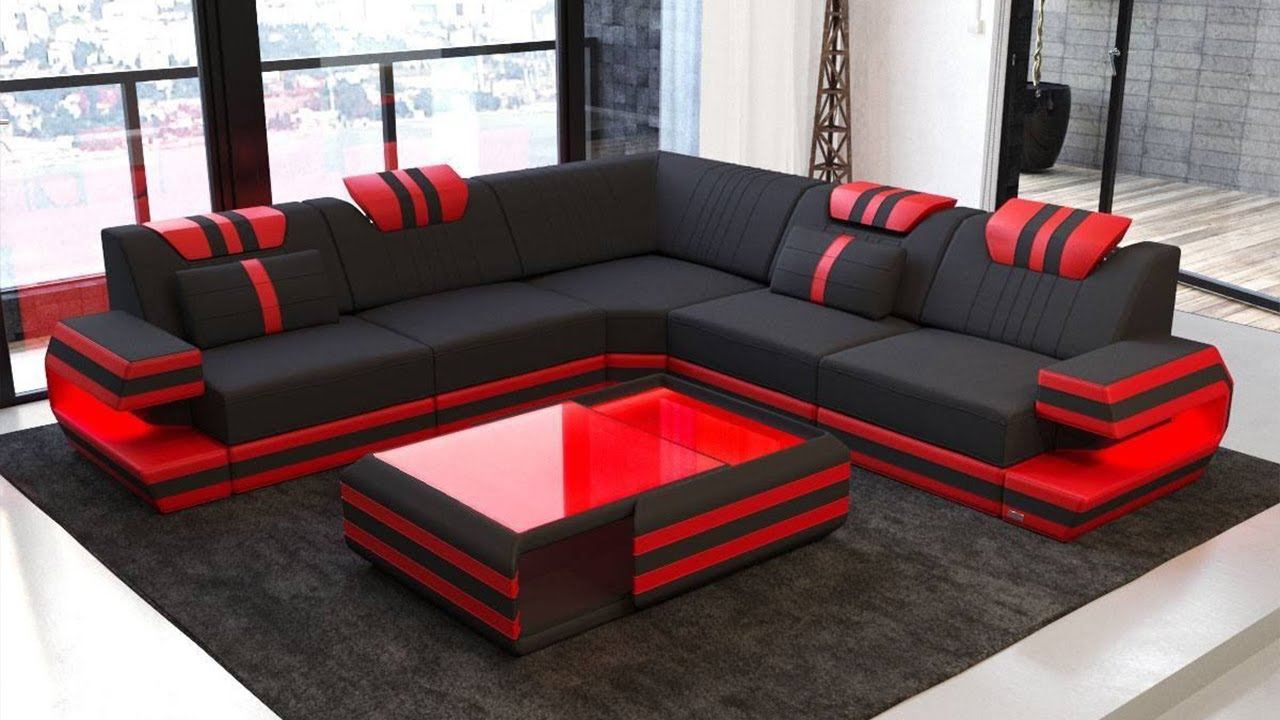 Modern Sofa Set Interior Design Ideas 2021 Living Room Corner Sofa Design U Shaped Sofa Design Youtube
