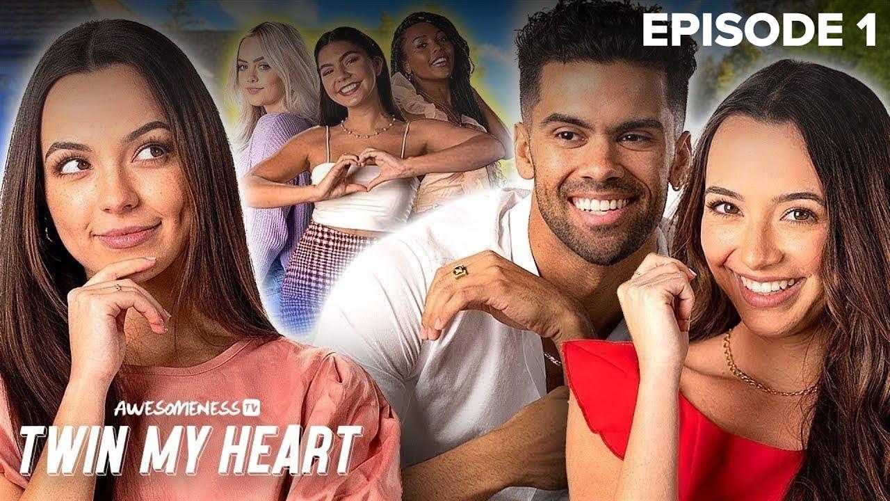 Download Merrell Twins Find TikTok Star Nate Wyatt a GIRLFRIEND - Twin My Heart Season 3 Ep 1 | AwesomenessTV