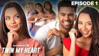 Twin My Heart Season 3 Ep 1 | Merrell Twins Find TikTok Star Nate Wyatt a GIRLFRIEND | AwesomenessTV