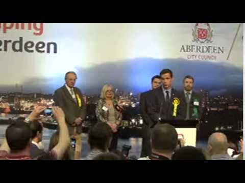 Aberdeen South | General Election Declaration  | Sky News