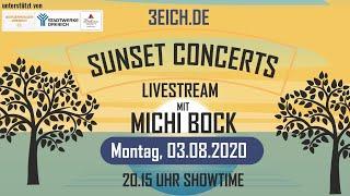 3EICH.DE - SUNSET CONCERTS mit Michi Bock