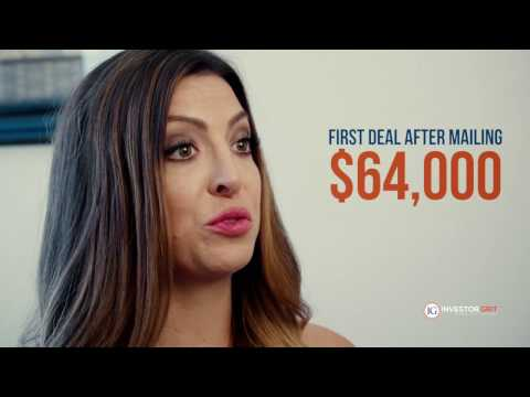 How to Wholesale Houses | Jamie Makes $64,000 Wholesale Deal from First Mailing!