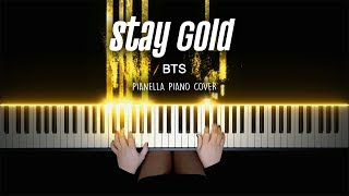Download Lagu BTS - Stay Gold Piano Cover by Pianella Piano MP3