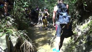 Uno de los obstáculos mas difíciles en el CAMPO DE BATALLA.