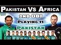 2nd odi playing 11 pakistan vs south africa 2019