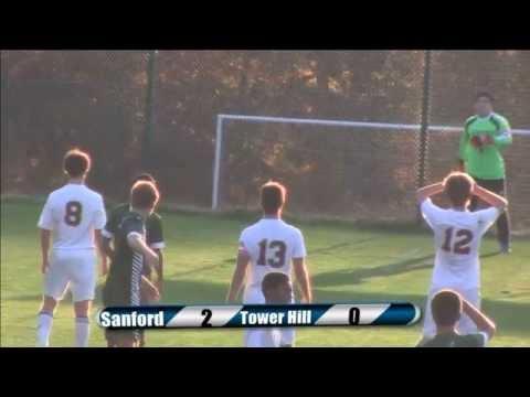 Sanford Varsity Soccer Game vs. Tower Hill