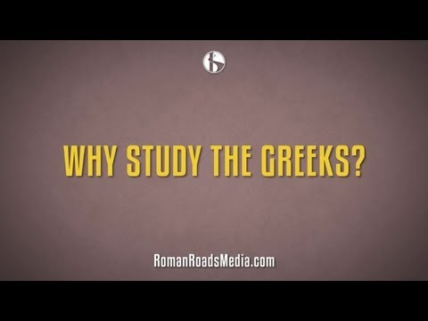 Why Study the Ancient Greeks? Wes Callihan on Old Western Culture