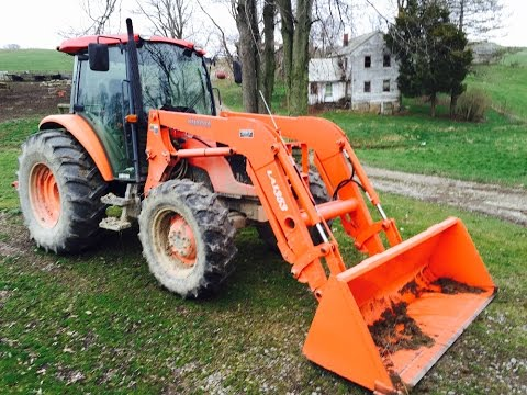 Strong Prices on Used Kubota Tractors