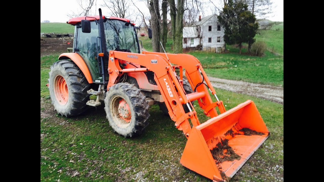 strong prices on used kubota tractors youtube rh youtube com kubota tractor value guide Kubota NADA