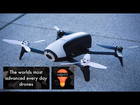 10 Most Advanced Drones End Of 2016