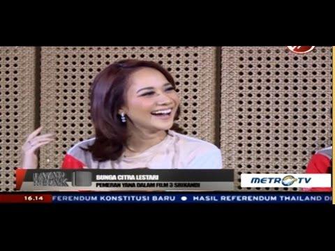 Layar Perak - Pesona Film 3 Srikandi METRO TV (Part2)
