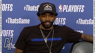 Kyrie Irving Postgame Interview - Game 2 - Bucks Vs Nets | 2021 NBA Playoffs