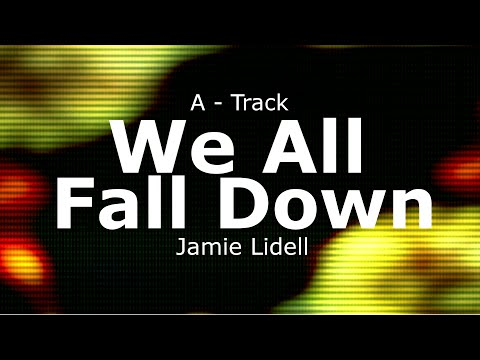 A-Trak - We All Fall Down Feat. Jamie Lidell (Magtfuld Remix)