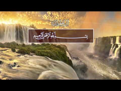 Abdul Rahman Ar-Rashood. 3 Алю Имран (Семейство Имрана), аяты 1-109
