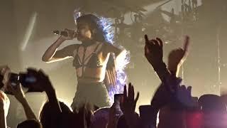 Azealia Banks-Ice Princess @Sydney 2015