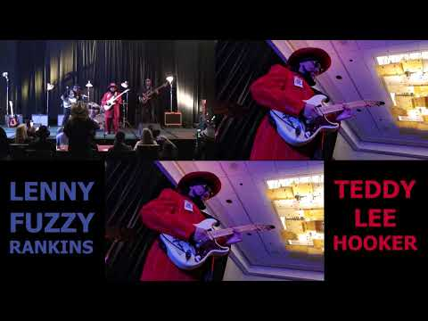 6 String Showdown FINALS - Fuzzy Rankins Vs. Teddy Lee Hooker - MusicUcansee.com