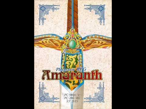 Amaranth I - Opening - PC98 Music
