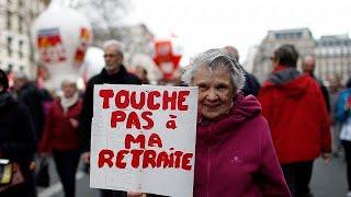 France : touche pas à ma retraite !