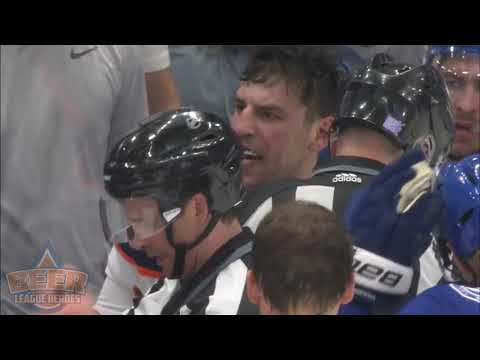 The Four Reasons Why Milan Lucic Attacked Mathieu Joseph - Beer League Heroes