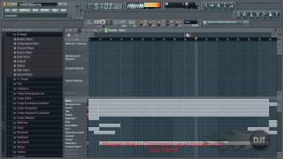 Techno Jumper (Techno/Trance) - FL Studio [DJ Tomik]