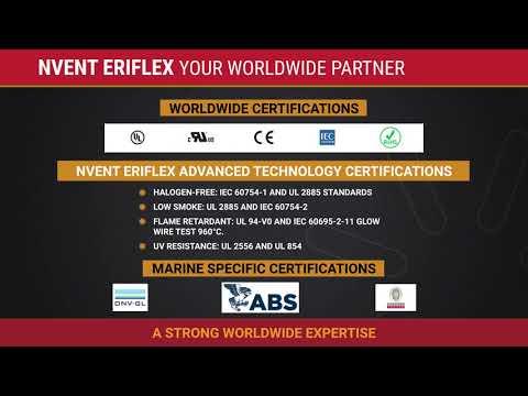 nVent ERIFLEX Flexibar Advanced, Tinned Copper