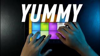 Justin Bieber - Yummy (Drum Pads 24 Cover & Tutorial) Instrumenral