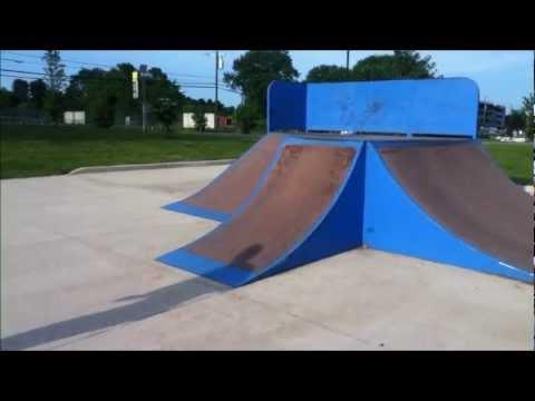 Day at Warrenton Skatepark by SPBDecks