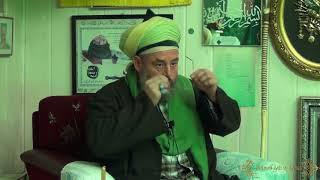 22.12.2017   Almanya Sohbeti   Seyh Ahmed Yasin Bursevi Hz.