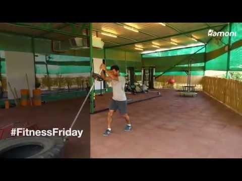 FitnessFriday-  Rotation & Strengthening